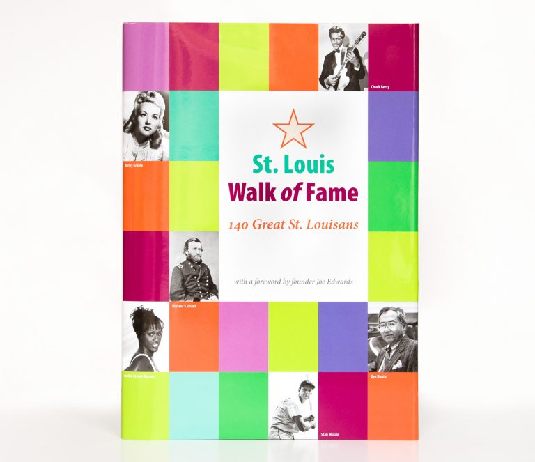 St. Louis Walk of Fame Book